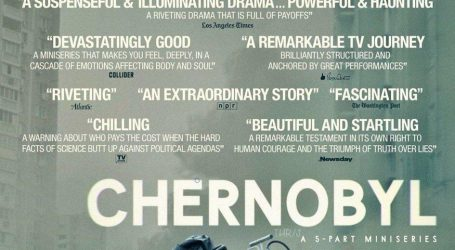 E vi ricordate Chernobyl?