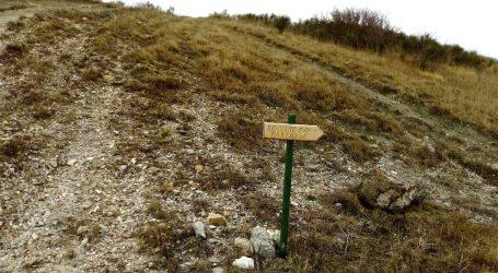 Il Sentiero delle Farfalle è stato rovinato