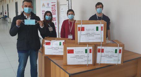 60.000 mascherine dalla Fondazione CRT