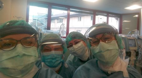 La dottoressa Roscini: «I malati non sono soli»