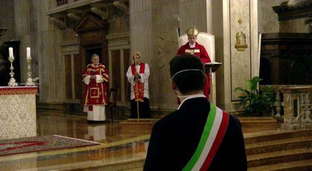 La solennità di Santa Croce in cattedrale
