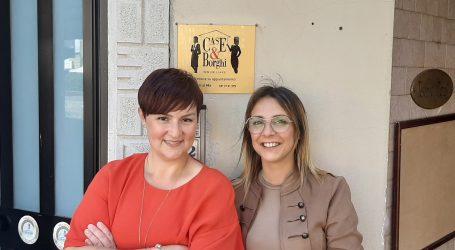 Federica Boatti e Laura Ghigliani sono state coraggiose: hanno aperto un'agenzia immobiliare…