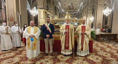 A te san Marziano, padre nella fede, rivolgiamo la nostra preghiera