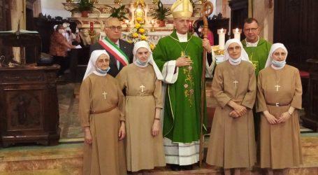 Le Piccole Figlie del Sacro Cuore lasciano Basaluzzo