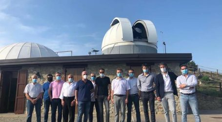 Planetario come nuovo: il cosmo è più vicino