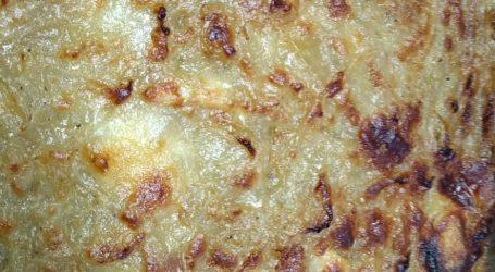 Crostata di cipolle bionde
