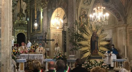 Con fede al santuario di Montebruno