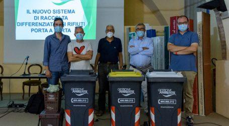 Castelnuovo Scrivia adotta il nuovo sistema di raccolta dei rifiuti