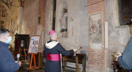 """""""San Giorgio"""" ritrova i suoi antichi colori"""