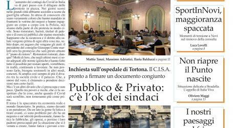 prima pagina 29 ottobre