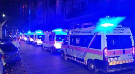Covid-Hospital quasi al completo