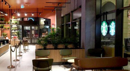 Il caffè di Starbucks al Designer Outlet