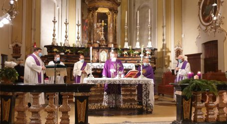 Don Daffra sacerdote da 25 anni