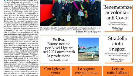 Prima pagina 17 dicembre