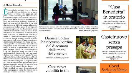 prima pagina 10 dicembre