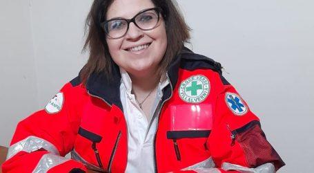 Con Elisabetta Negri la Croce Verde riparte