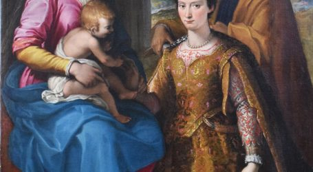 In mostra a Milano la pala di Silvano Pietra