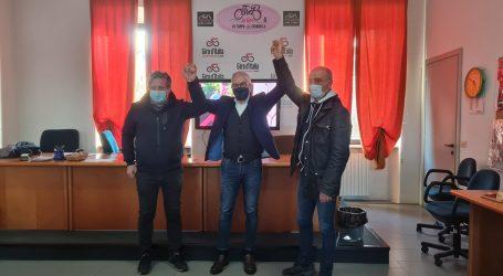 Il Giro d'Italia arriva a Stradella