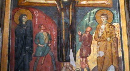 Come cambia la raffigurazione della croce di Cristo nella storia