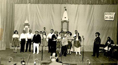 La storia del teatro bronese custodita da Peppino Bruni