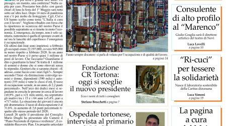 Prima pagina 29 aprile