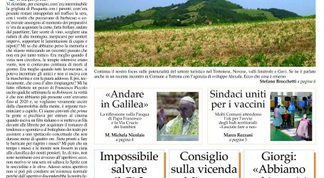 Prima pagina 8 aprile