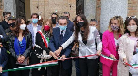 Il Governatore della Lombardia in visita a Voghera