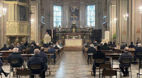Ritiro spirituale davanti all'Eucaristia