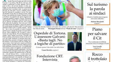 prima pagina 6 maggio