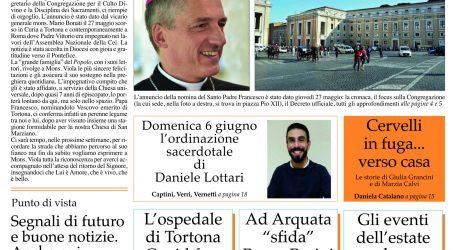 Prima pagina 3 giugno