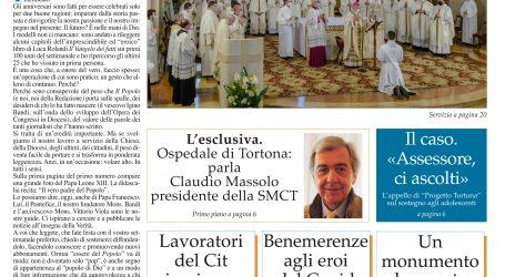Prima pagina 10 giugno