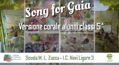 """""""Song For Gaia"""" diventa l'inno di """"Plant For The Planet"""""""