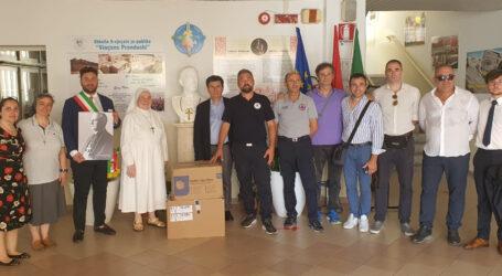 Casale Monferrato aiuta la scuola di Durazzo