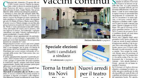 Prima pagina 9 settembre