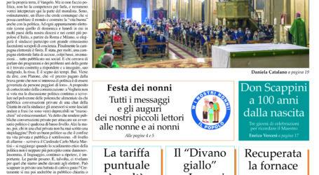 Prima pagina 30 settembre