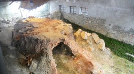 Risanata la fornace romana di Massinigo